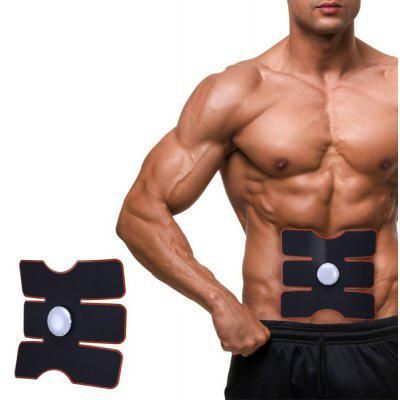 Buy WHITE CM 1502 Smart Muscle Training Gear Abs Fit with Gel Sheet for $39.89 in GearBest store