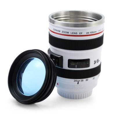 12 - 28 300ml Camera Thermal Cup