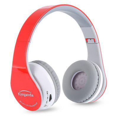 Kinganda BT513 Auriculares Plegable Bluetooth V4.0