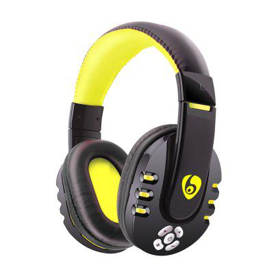 V8 Super Bass Bluetooth Headphones with Microphone Headband