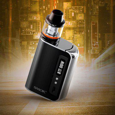Original SMOK OSUB PLUS 80W TC Mod Kit - 3300mAh