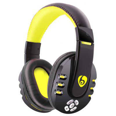 V8 Super Bass Bluetooth Headphones with Mic
