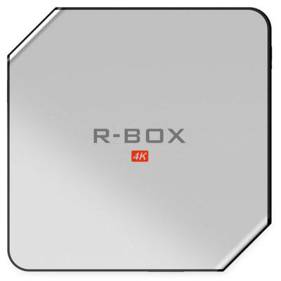 R - BOX 4K HD Smart Android TV Box 32Bit