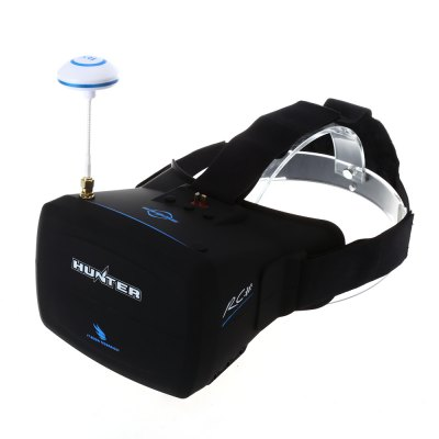 HUNTER FPV Goggles + Monitor
