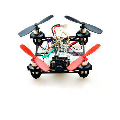 Floureon QX80 80mm Mini RC Quadcopter Frame Kit - PNF