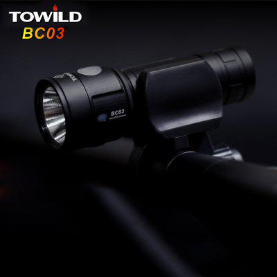 TOWILD BC03 Cree Flashlight
