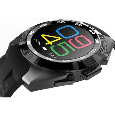 NO.1 G5 Bluetooth 4.0 Heart Rate Monitor Smart WatchSmart Watches<br>NO.1 G5 Bluetooth 4.0 Heart Rate Monitor Smart Watch<br><br>Alert type: Ring, Vibration<br>Available Color: Black,Gold,Silver<br>Band material: TPU<br>Band size: 28 x 2 cm / 11.02 x 0.79 inches<br>Battery  Capacity: 380mAh<br>Bluetooth calling: Call log sync,Dialing,Phonebook<br>Bluetooth Version: Bluetooth 4.0<br>Brand: NO.1<br>Built-in chip type: MTK2502<br>Case material: Stainless Steel<br>Charging Time: About 2hours<br>Compatability: Android 4.3 / iOS 8.0 and above system<br>Compatible OS: Android, IOS<br>Dial size: 4.2 x 4.2 x 0.99 cm / 1.65 x 1.65 x 0.39 inches<br>Health tracker: Heart rate monitor,Pedometer,Sedentary reminder,Sleep monitor<br>Language: English,French,German,Italian,Portuguese,Portuguese (Brazil),Russian,Spanish,Turkish<br>Messaging: Message sending<br>Notification: Yes<br>Notification type: WhatsApp, Twitter, Facebook<br>Operating mode: Touch Screen<br>Other Function: Calculator, Alarm, Calender<br>Package Contents: 1 x NO.1 G5 Smart Watch, 1 x Chinese-English User Manual, 1 x USB Charging Cable<br>Package size (L x W x H): 9.80 x 7.80 x 6.50 cm / 3.86 x 3.07 x 2.56 inches<br>Package weight: 0.186 kg<br>People: Female table,Male table<br>Product size (L x W x H): 28.00 x 4.20 x 0.99 cm / 11.02 x 1.65 x 0.39 inches<br>Product weight: 0.050 kg<br>RAM: 128MB<br>Remote control function: Remote music, Remote Camera<br>ROM: 64MB<br>Screen: IPS<br>Screen resolution: 240 x 240<br>Screen size: 1.2 inch<br>Shape of the dial: Round<br>Standby time: About 72 Hours<br>Type of battery: Li-polymer Battery<br>Wearing diameter: 18 - 25 cm / 7.09 - 9.84 inches
