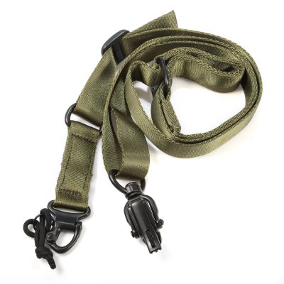 Tough Adjustable Nylon Sling Strap with Metal Buckles