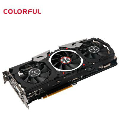 Original Colorful iGame1080 X - 8GD5X Top Graphics Card