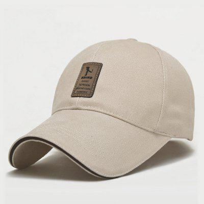 Men Cotton Baseball Hat