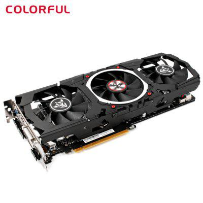 Original Colorful iGame1060 X - 6GD5 Top Graphics Card