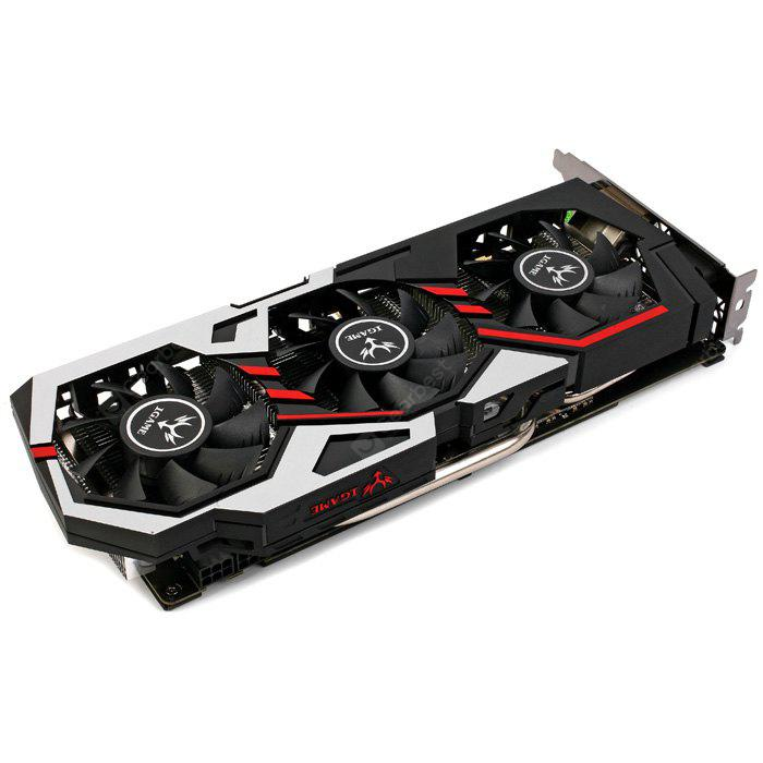 Original Colorful iGame1060 U - 6GD5 Top Graphics Card