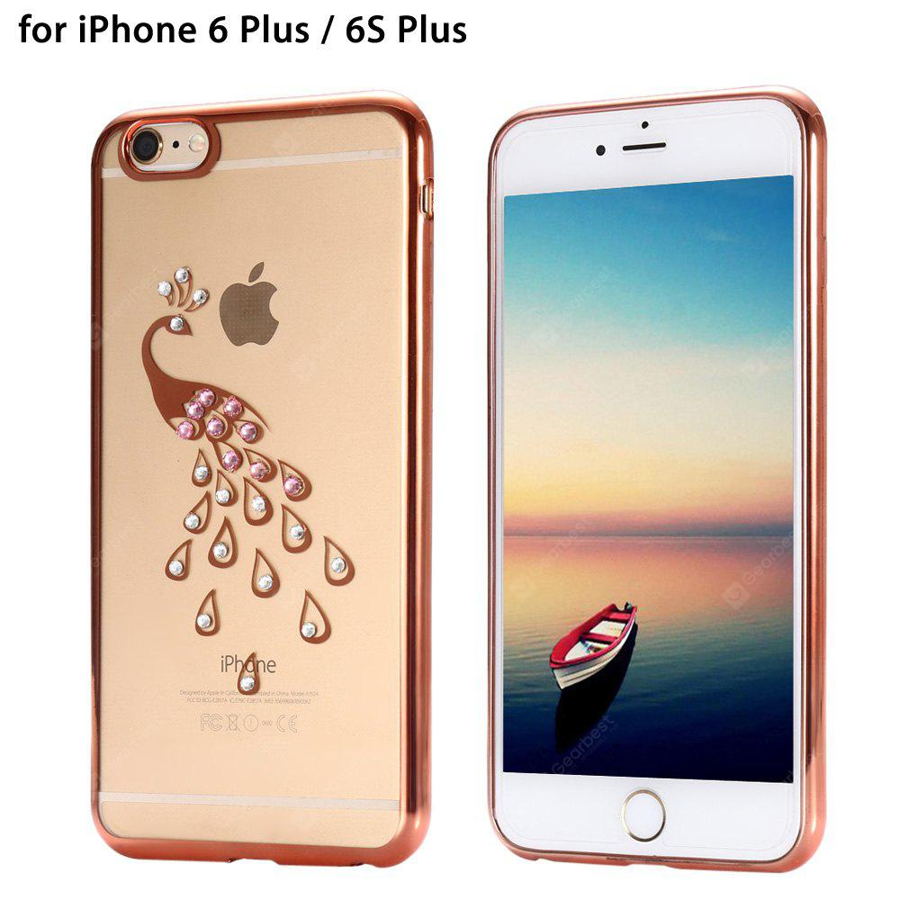 Protective Phone Back Case for iPhone 6 Plus / 6S Plus
