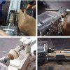 CNC007 Mini Lathe Beads Machine - SILVER