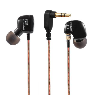 KZ ATR Dynamic HiFi Super Bass In Ear Earphones