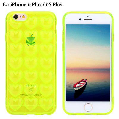 TPU Soft Protective Phone Case for iPhone 6 Plus / 6S Plus