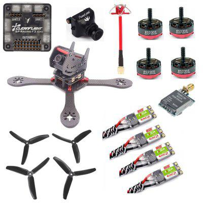 GB190 190mm DIY Carbon Fiber Frame Kit Racing Drone