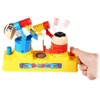 Rapping Hammer Head Battle Toy Parent-child Game