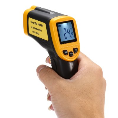 DT - 550 Hand-Digitales Infrarot Thermometer