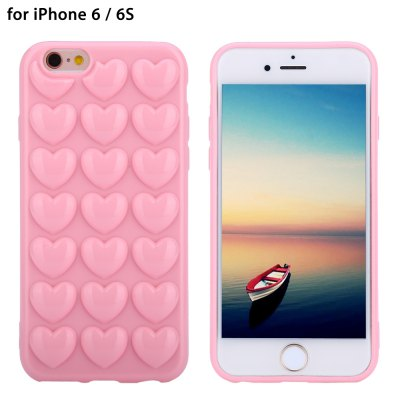 TPU Soft Protective Phone Case for iPhone 6 / 6S