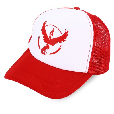 Fashion Cotton Adjustable Cartoon Print Baseball Hat