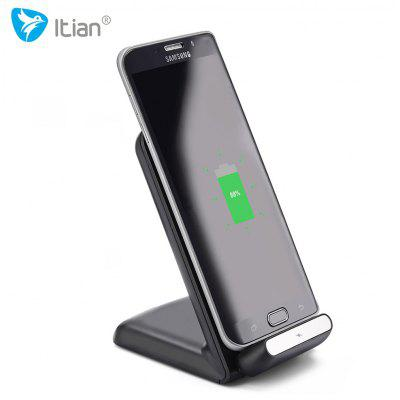 Itian A18-10W Qi 10W Fast Charge Wireless Charger Transmitter