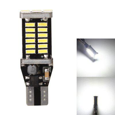 MZ T15 6W 30 SMD 4014 LEDs Canbus Car Backup Lamp 900 Lumens 6500K White Light