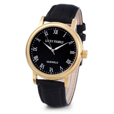 LUCKY FAMILY G8116 Casual Men Mechanical Watch
