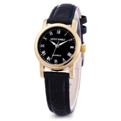 LUCKY FAMILY L8116 Casual Women Mechanical Watch