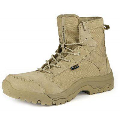 FREE SOLDIER Men Tactical Boots
