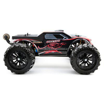 Фото JLB 2.4G Cheetah 1 : 10 Scale 4 Wheel Drive High Speed Buggy RC Racing Car. Купить в РФ