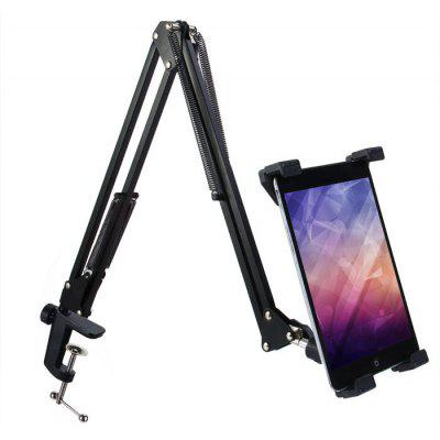 Telescopic Mobile Rack Shelf Tablet PC Stand