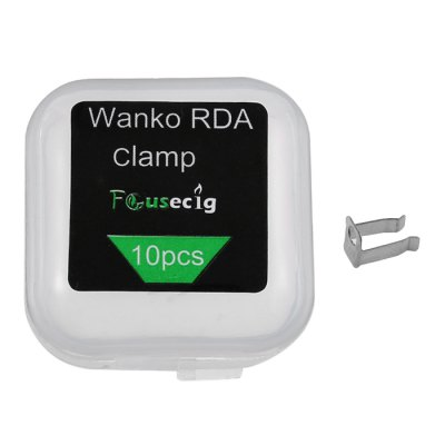 Original Focusecig Wanko RDA Clamp ( 10pcs )