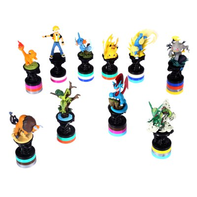 PVC Action Figure Toy   10pcs   set