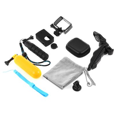 SMACO CPK063 8 in 1 Accessory Kit for Xiaomi Yi 2