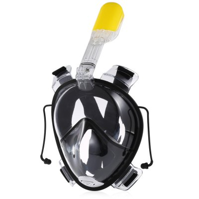SMACO M2069 Full Face Snorkel Mask for Action Camera