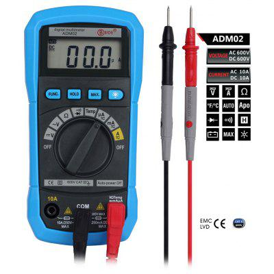 BSIDE ADM02 Mini Auto Range Digital Multimeter With Temperature