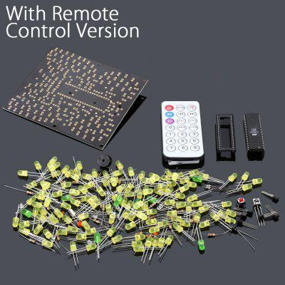 Music Butterfly LED Light Remote Controller DIY Kit