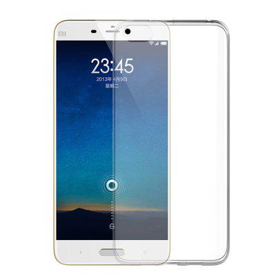 Luanke Transparent TPU Soft Case for Xiaomi 5