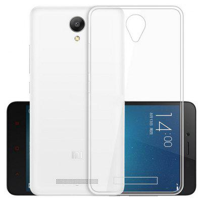 Luanke Transparent Phone Case for Xiaomi Redmi Note 2