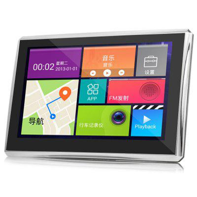 Car Tablet GPS DVR 1080P Full HD DVR Recorder