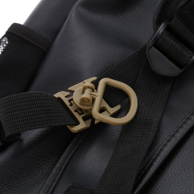5pcs Rotating D-ring Buckle Clip for 2 / 2.5cm Width Strap