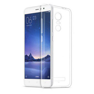 Luanke Transparent Phone Case for Xiaomi Redmi Note 3