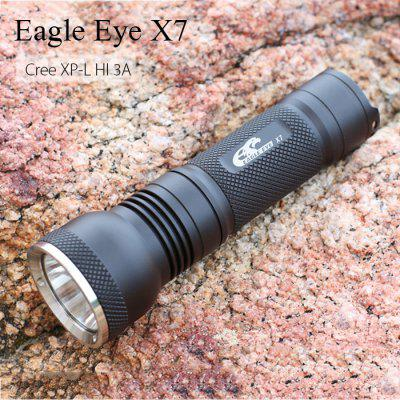 Eagle Eye X7 LED Flashlight