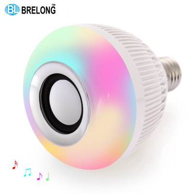 BRELONG Bluetooth LED Bulb