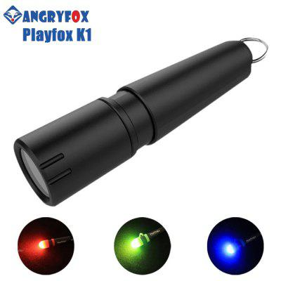 ANGRYFOX Playfox K1 LED Keychain Light