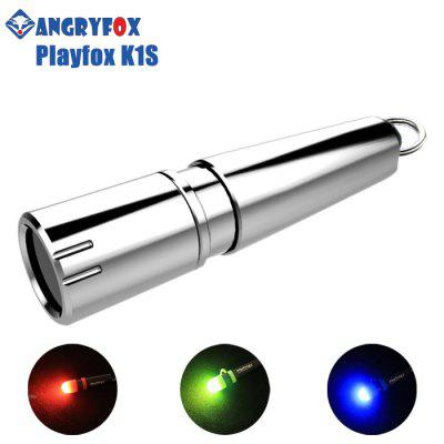 ANGRYFOX Playfox K1S LED Keychain Flashlight
