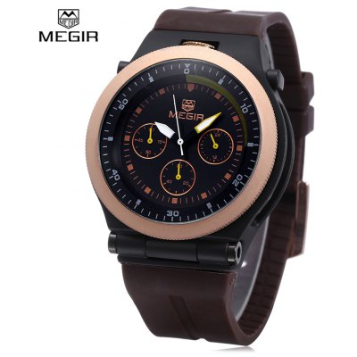 MEGIR 3003 Male Quartz Watch