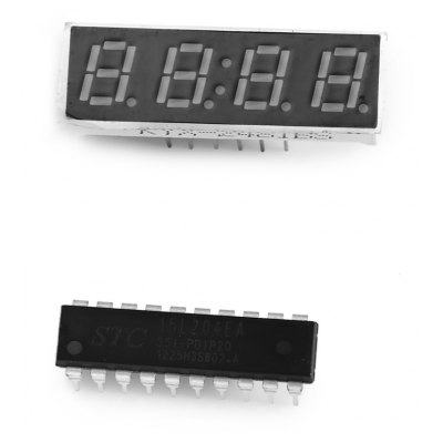 WH - 0001 DIY Digital Watch Kit