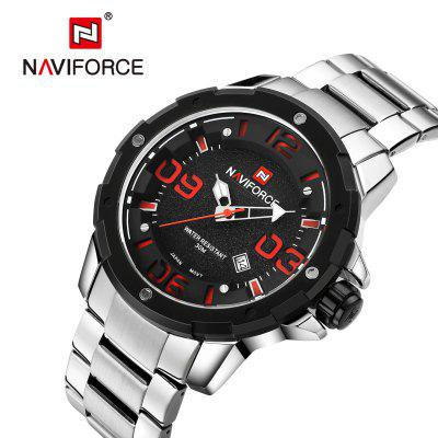 NAVIFORCE NF9078 Business Men Quartz Watch